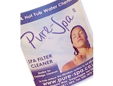 Pure-Spa Hot Tub Filter Cleaner